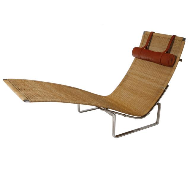 , 'PK 24 lounge chair,' 1965, Dansk Møbelkunst Gallery