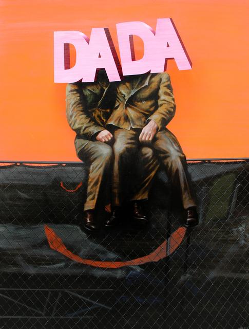 , 'DA DA!,' 2016, The Dragon Year Gallery