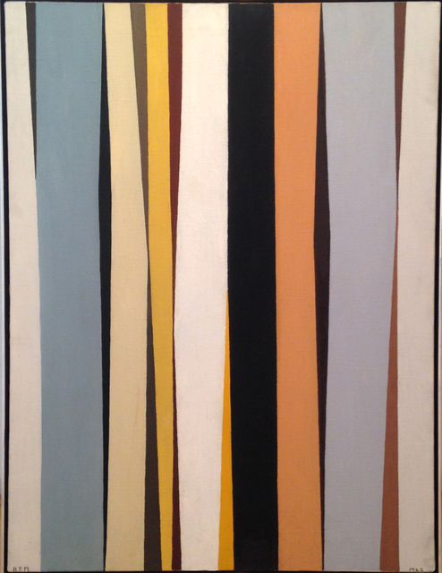 Alice Trumbull Mason, 'Magnitude of Memory', 1962, Painting, Oil on canvas, Washburn Gallery