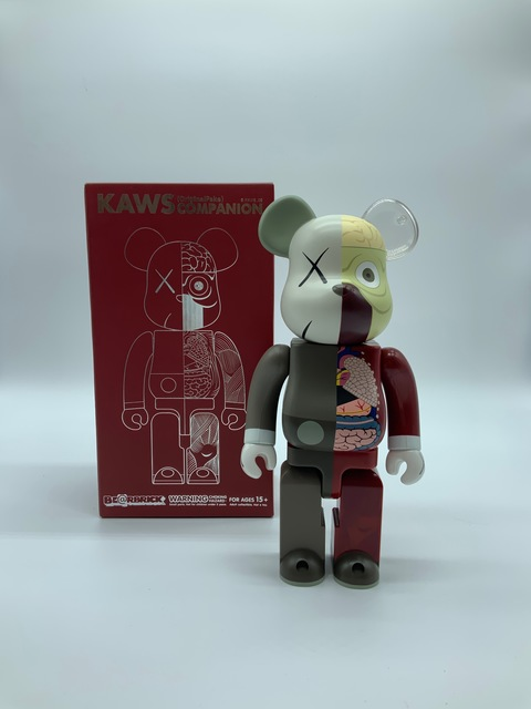 KAWS, 'KAWS - Dissected Companion 400% (Brown)', 2008, DIGARD AUCTION