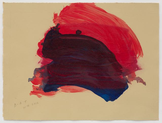 , 'Blue Evening,' 2015-2016, Cristea Roberts Gallery