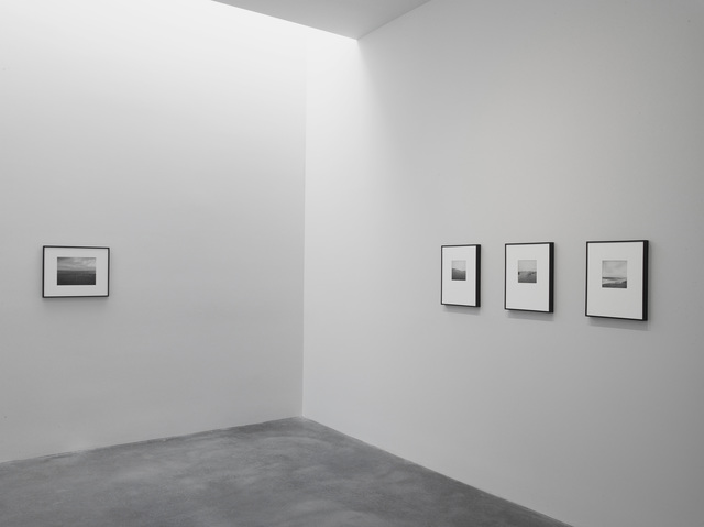 "'Installation image: Pace Gallery, ""Callahan & Misrach"" show, New York, 2013', Pace Gallery"