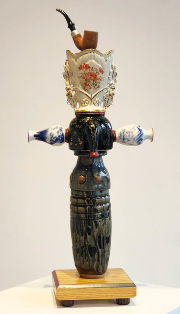 , 'Medicine Man,' 2005, Linda Warren Projects