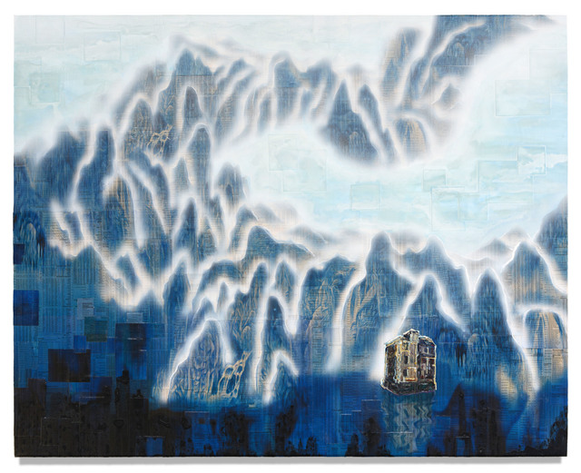 Gordon Cheung, 'Still Point of the Spinning World (study)', 2019, Alan Cristea Gallery