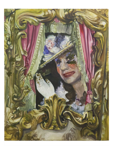 , 'Claire as Madame as Queen Charlotte,' 2013, Focal Point Gallery