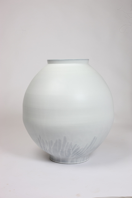 Mun Pyung, 'Snow-Clad Moon Jar', 2020, Other, Porcelain, Gallery LVS