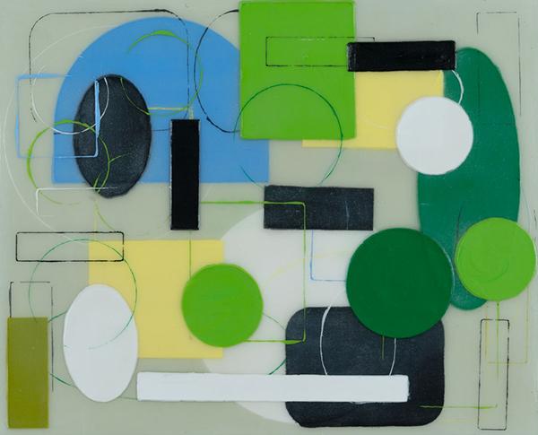 , 'Woodside Drive III,' ca. 2015, Lanoue Gallery