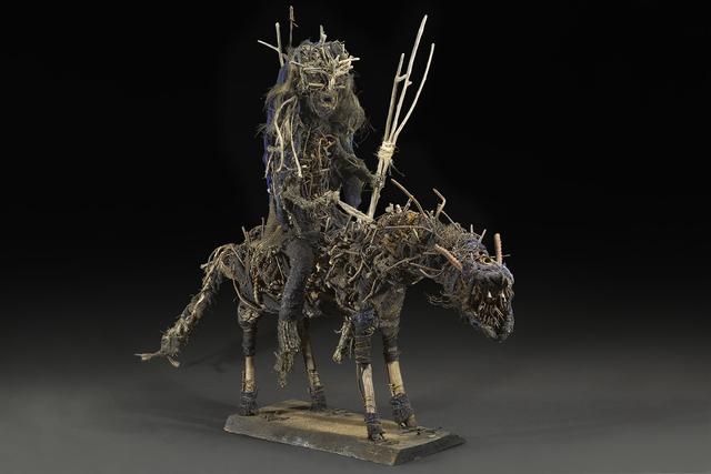 , 'Cavalier,' 2015, Cavin Morris Gallery