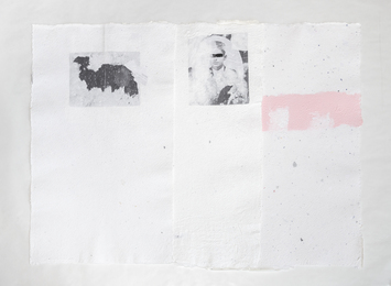 Untitled works from PAPER:work