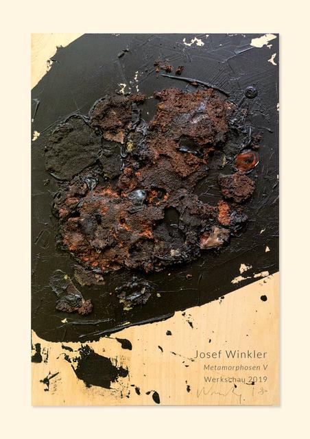 , 'Metamorphosen V, Werkschau 2019,' 2019, Klasan Art Agency