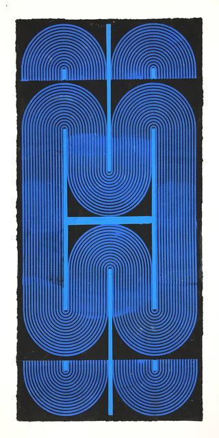, 'Xylo.HFB,' 2019, Halsey McKay Gallery