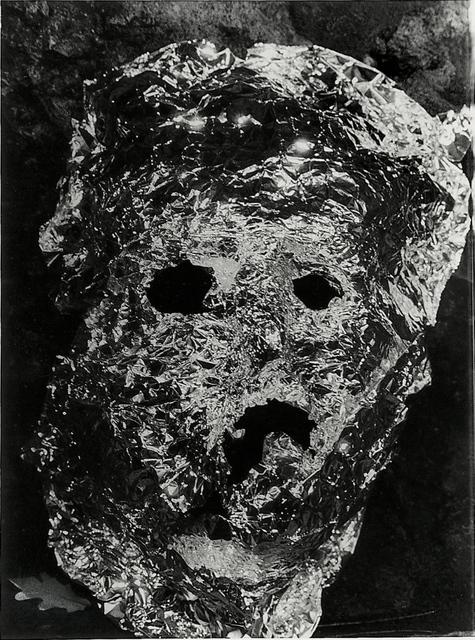 , 'Autoportrait sous le masque #13,' 1993, Galleria del Cembalo