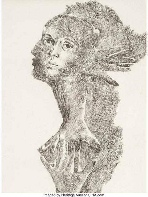Marisol Escobar, 'Self Portrait', 1973, Heritage Auctions