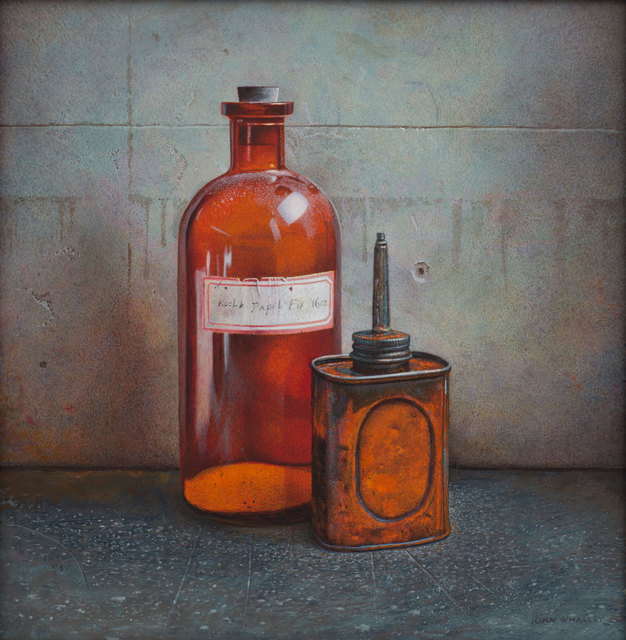 John Whalley, 'Bottle and Can', 2019, Vose Galleries