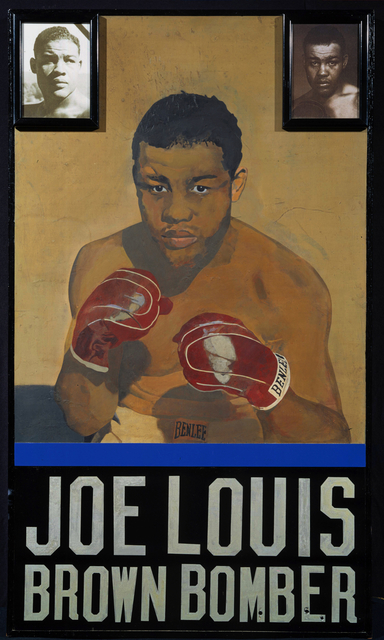 , 'Joe Louis - Brown Bomber,' 1975-1999, Jonathan Clark & Co.