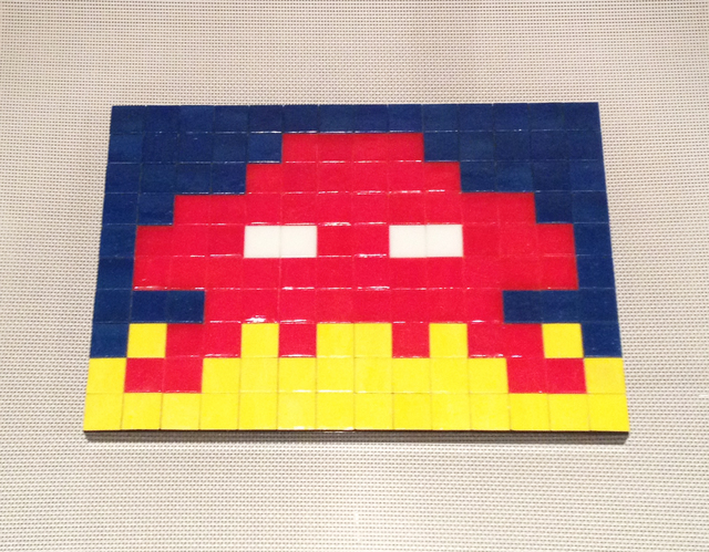 Invader, 'ROM_39 (ALIAS)', 2012, Prescription Art