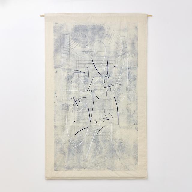, 'topografía lyr(ic)a,' 2019, Upfor
