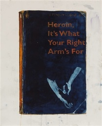 Heroin, It's What Your Right Arm's For