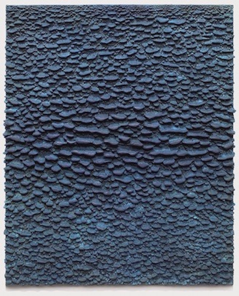 , 'Blue Relief,' 2006, Heather Gaudio Fine Art