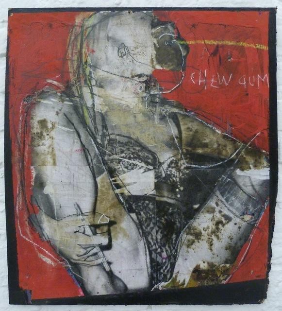 , 'Faun,' 2017, Die Kunstagentin