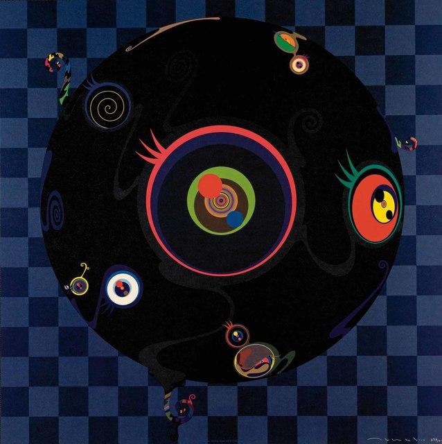 Takashi Murakami, 'Blackbeard', 2004, Martin Lawrence Galleries