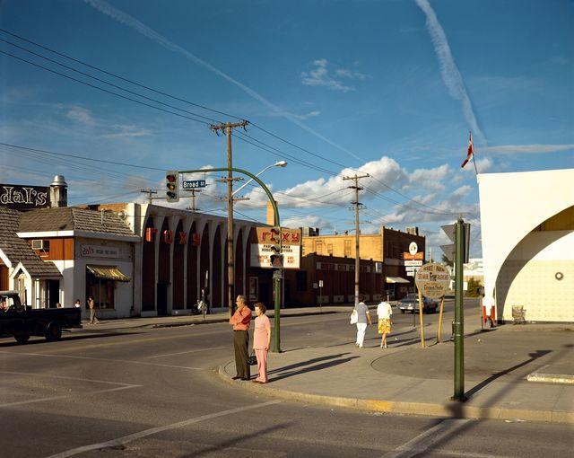 , 'Broad Street, Regina, Saskatchewan, August 17, 1974,' 1974, 303 Gallery