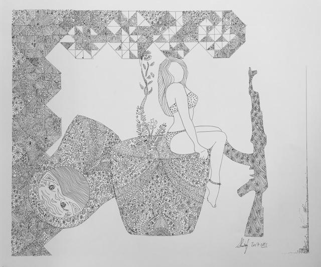 , 'What About Politics,' 2018, Contemporary Art Platform Kuwait