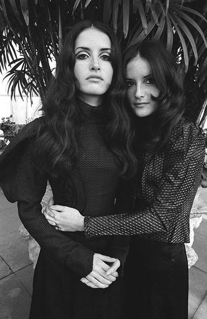 , 'Laura & Lynn Sanchez,' 1968, Mouche Gallery
