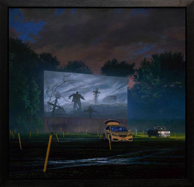, 'Graveyard Mist,' 2017, ARCADIA CONTEMPORARY