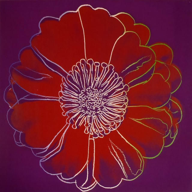 Andy Warhol, 'Flower for Tacoma Dome, CA ', 1982, Maddox Gallery