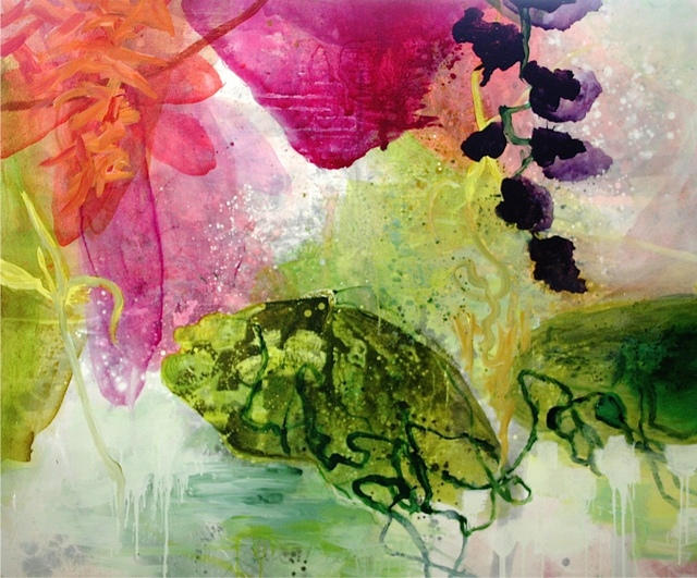 Allison Stewart, 'On the Bayou', 2015, Michael Warren Contemporary