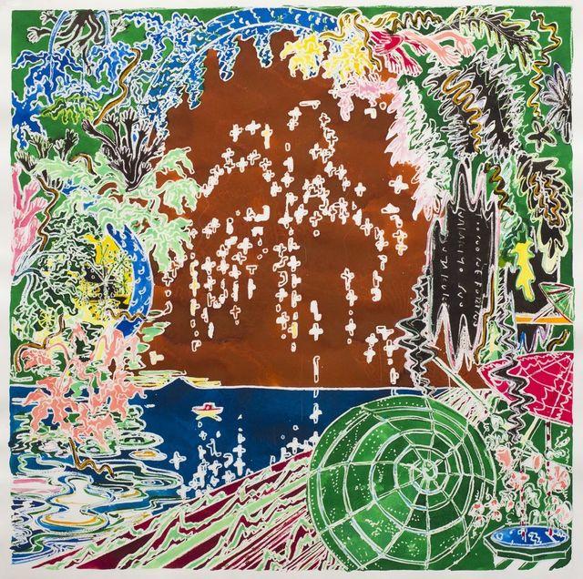 , 'toononefurino,' 2016, Ota Fine Arts
