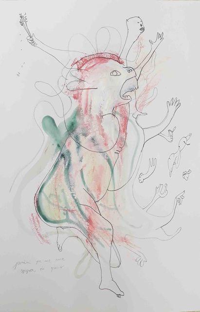 , 'Lamb ,' 2017, Alessandro Berni Gallery
