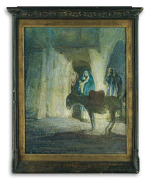 At the Gates (Flight into Egypt).