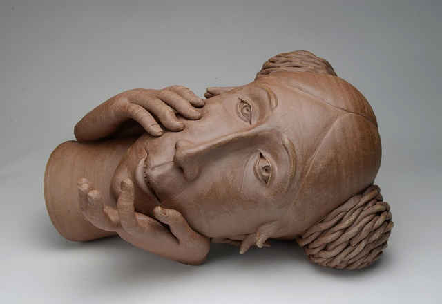 , 'Female Head,' 2015, Ferrin Contemporary