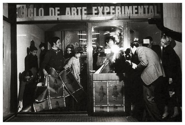, 'El encierro (Confinement) #11,' 1968, espaivisor - Galería Visor
