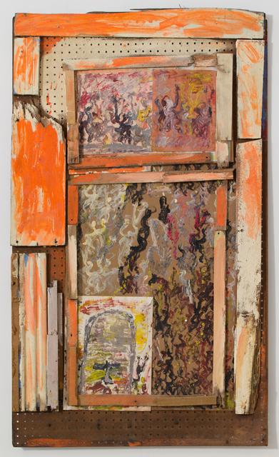 , 'Confusin' City,' 1990, James Fuentes