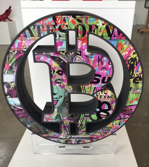 , 'Bitcoin,' 2018, 5ART GALLERY