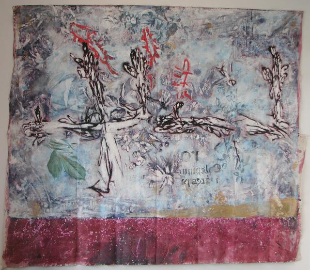 Hans Peter Adamski, 'Kreuz-Arme', 1992, Galerie Brigitte Schenk