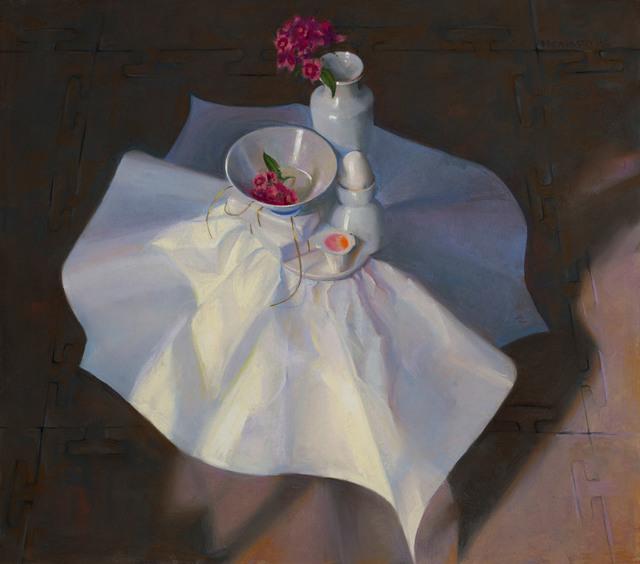 , 'Sweet Williams,' 2016, Vose Galleries