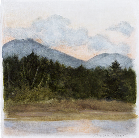 , 'November in Maine, Dawn,' , Pucker Gallery