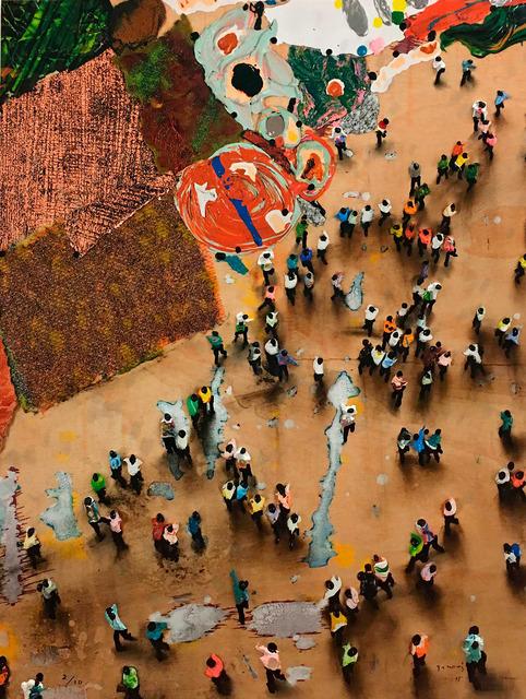 , 'ALCORA,' 2015, Aurora Vigil-Escalera Art Gallery