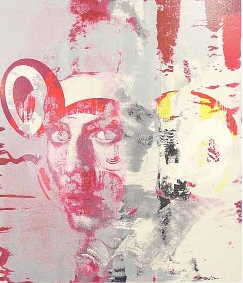 Takashi Murakami, 'Branded in Time (Murakami x Abloh)', 2018, Lougher Contemporary