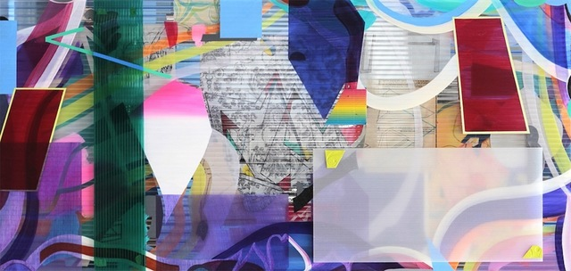 , 'Stroller 1,' 2018, 532 Gallery Thomas Jaeckel