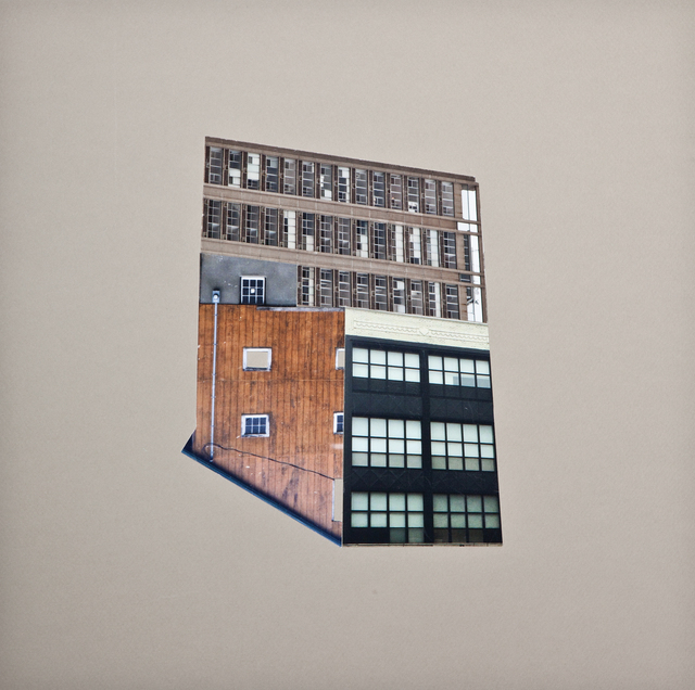 , 'Migrants 16,' 2015, Matthew Rachman Gallery