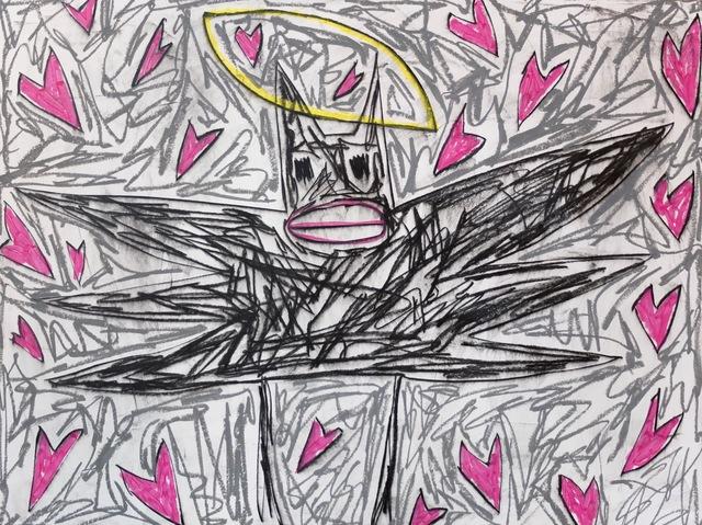 , 'Ghost Bat,' 2015, Madelyn Jordon Fine Art