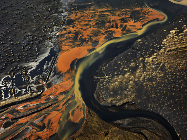 , 'Eystri-Ranga River, Iceland,' 2012, Sundaram Tagore Gallery