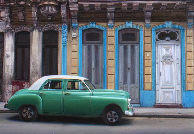 , 'Havana Centro 811,' 2017, Louis K. Meisel Gallery