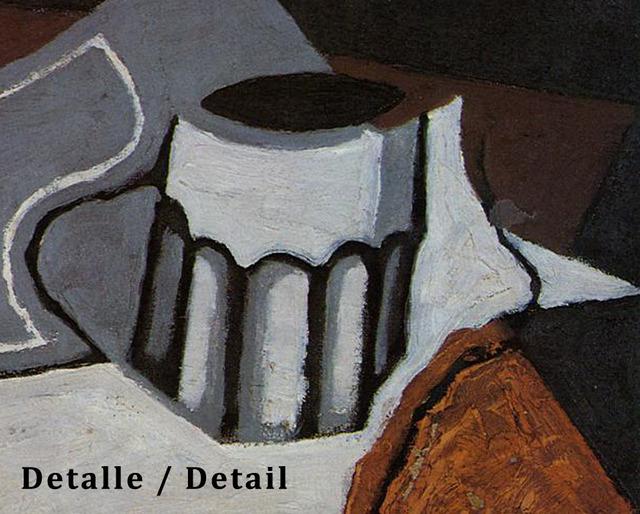 Juan Gris, 'Still life', 1926, Painting, Oil on canvas, Galería Daniel Cardani