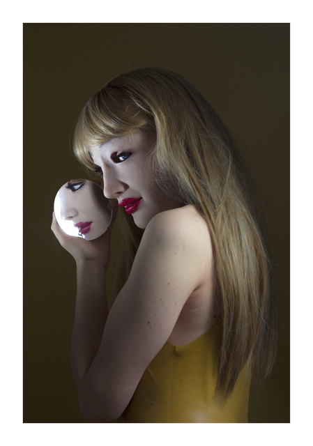 Agata Wieczorek, 'Self-disguise', 2019, Procur.arte